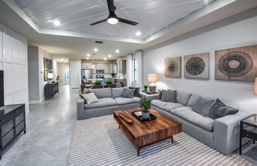 Canopy:Spacious Gathering Room