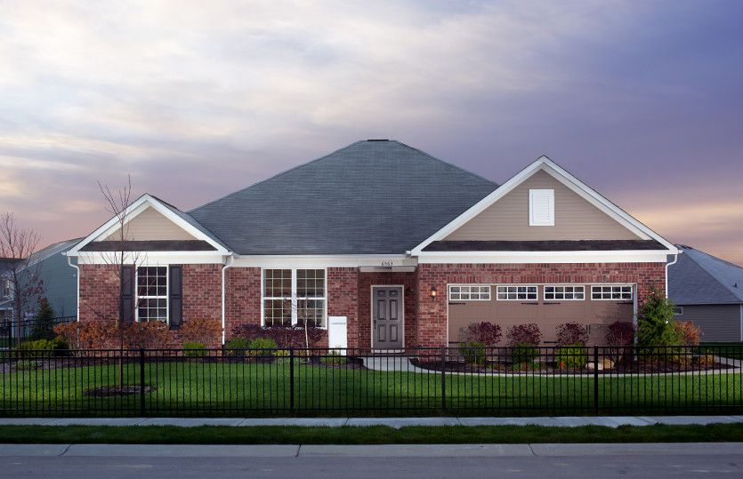 Amberwood with Basement:Amberwood Home Design