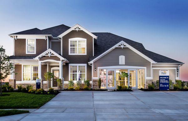 Hilltop:Model Home Representation