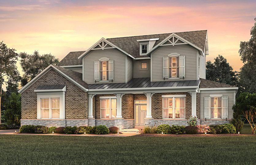 Plan 3850:Home Design CR3G