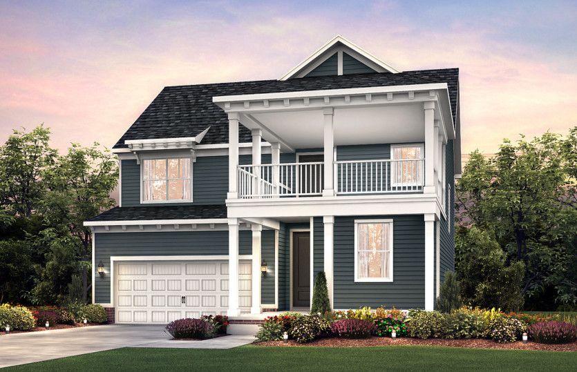 Tattnall:Home Design LC2A