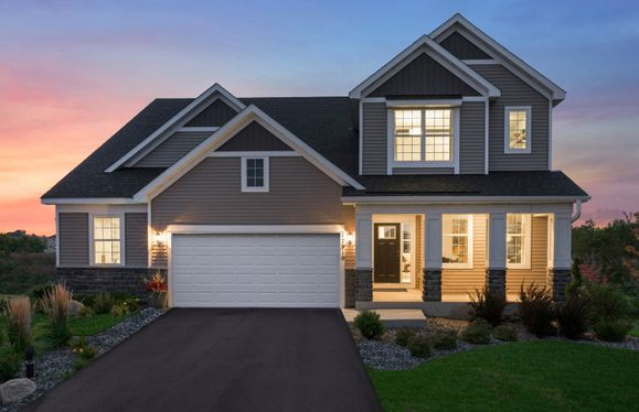 Greenfield:Enclave on the Greenway Model   Plymouth