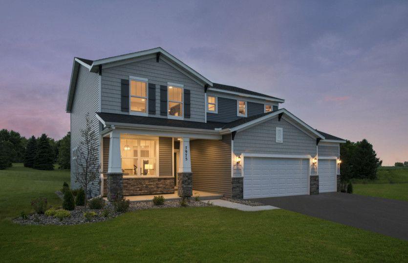 Newberry:Linden Ridge Model | Lakeville