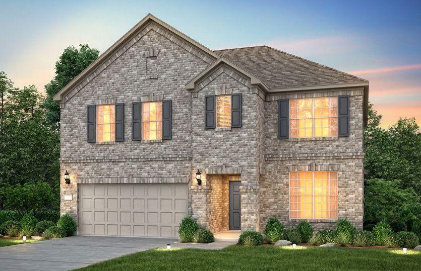 Caldwell:Home Exterior A
