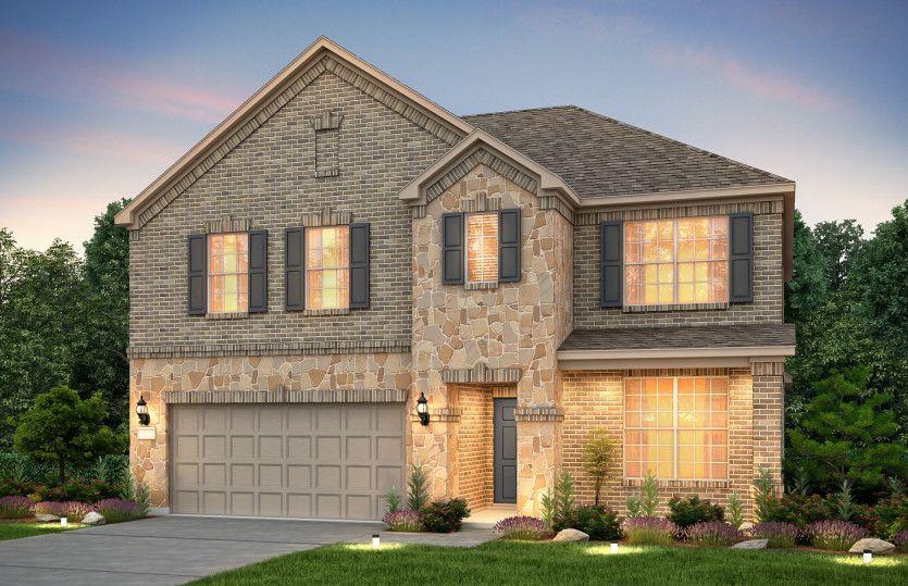 Caldwell:Home Exterior B