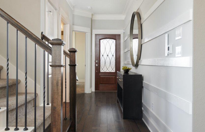 Lochridge:Foyer Entrance