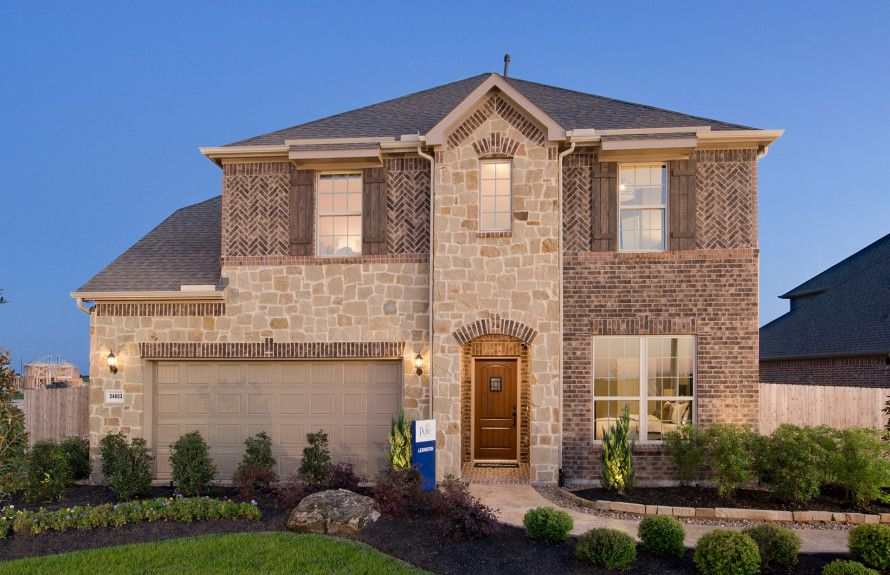 New Homes in Wylie, TX