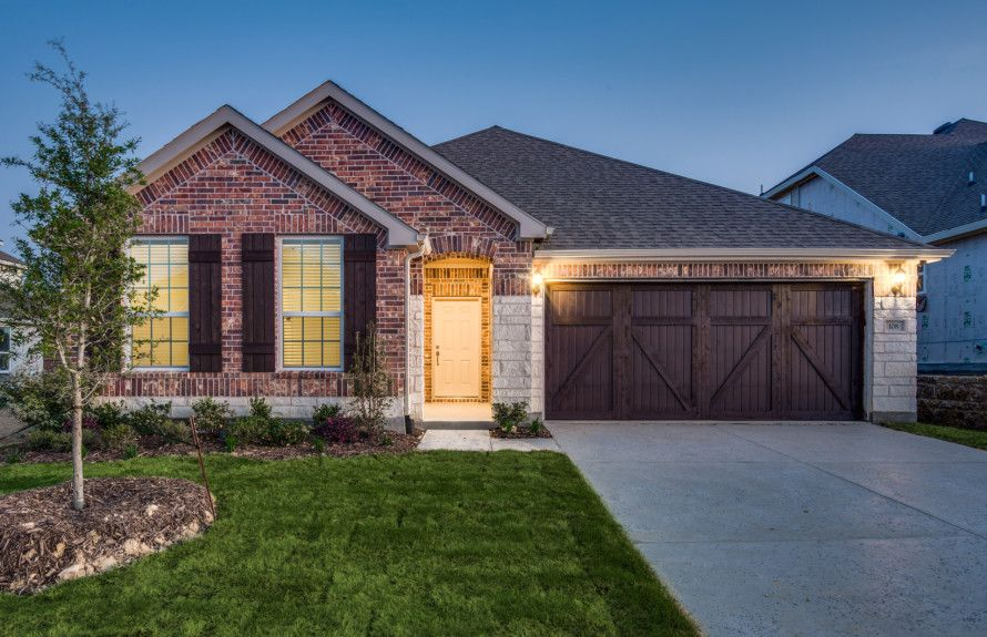 New Homes in Lewisville, TX