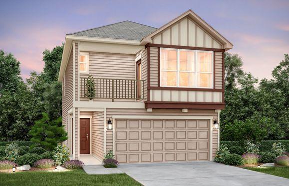 Redding:Home Exterior C