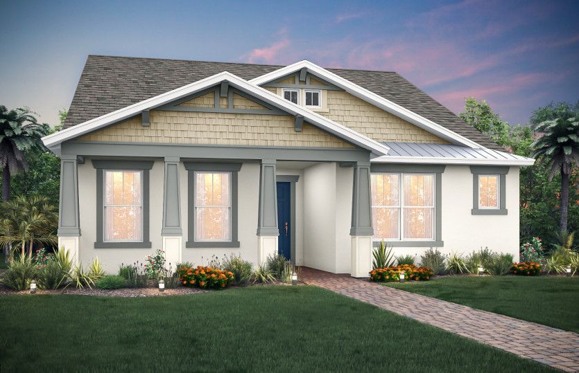 Arbordale Grand:Elevation 6 With Loft