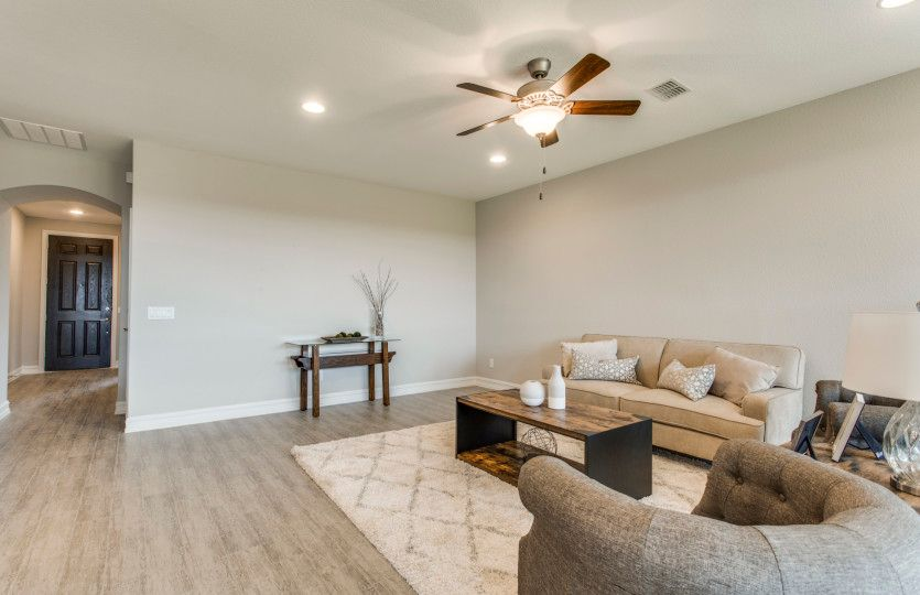 Dayton:Open Living Spaces