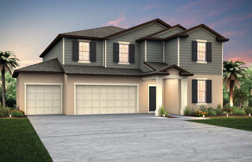 Sandhill:Home Exterior 1