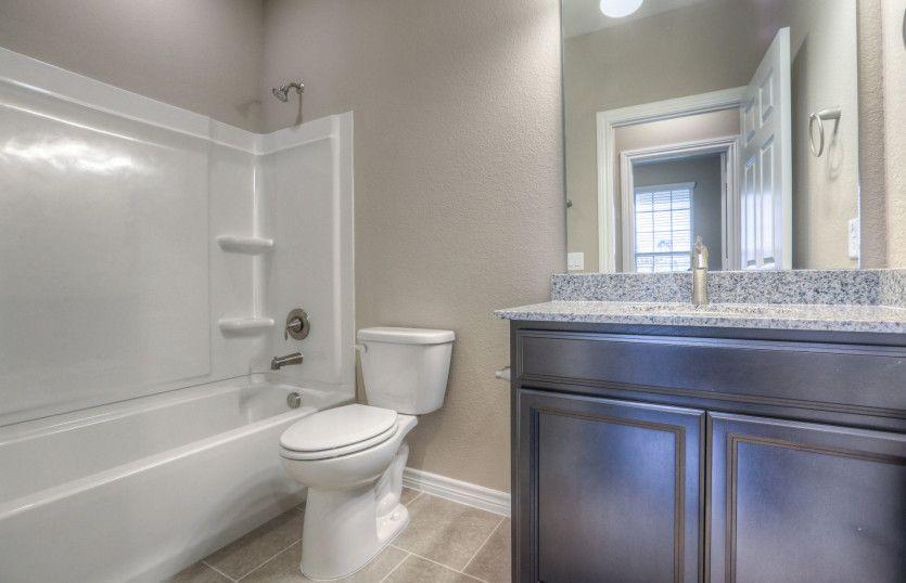 Riverdale:Optional Secondary Bathroom