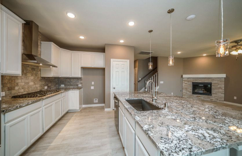 Laredo:Model Representation - Upgraded Appliance Package