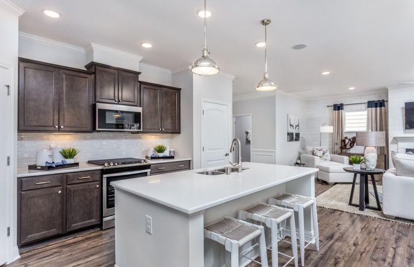 Mercer:Kitchen island