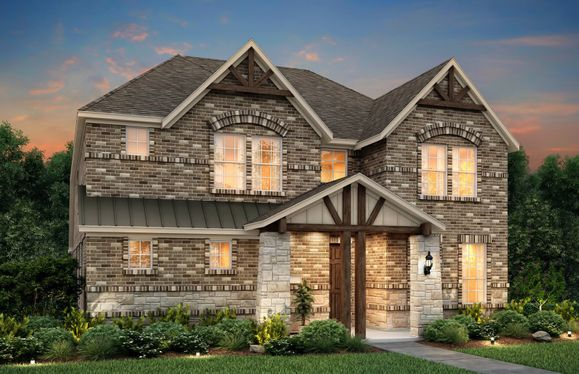 Riverwood:Exterior C - this plan is available as inventory only