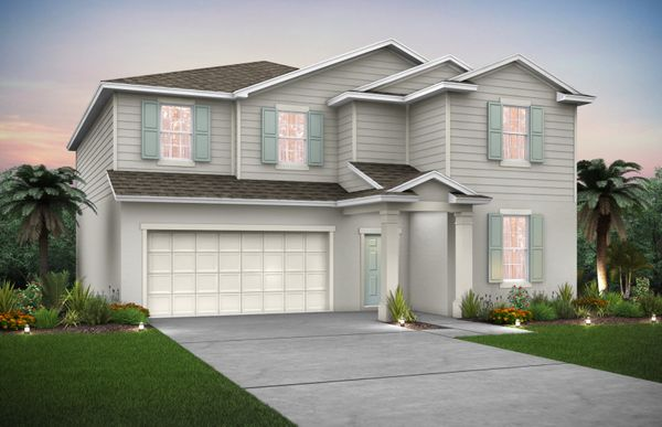 Exterior:This two story new construction Sandhill shown in Exterior 1