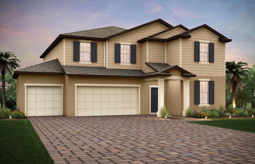 Sandhill:Sandhill Home Exterior 1