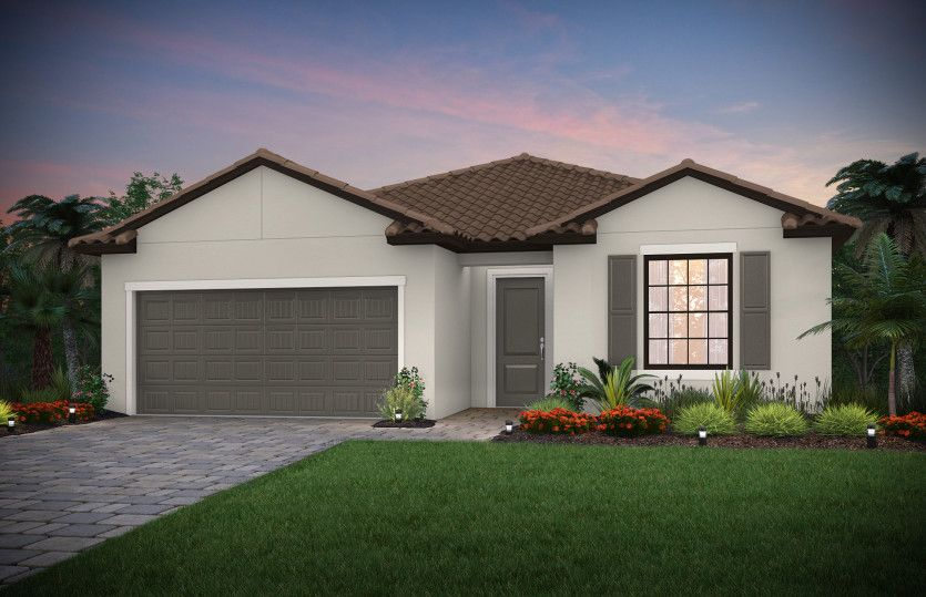 Oasis:Exterior FM1A with shutters