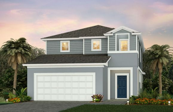 Lakeshore:New Vacation Home for Sale in Kissimmee - Lakeshore Exterior A