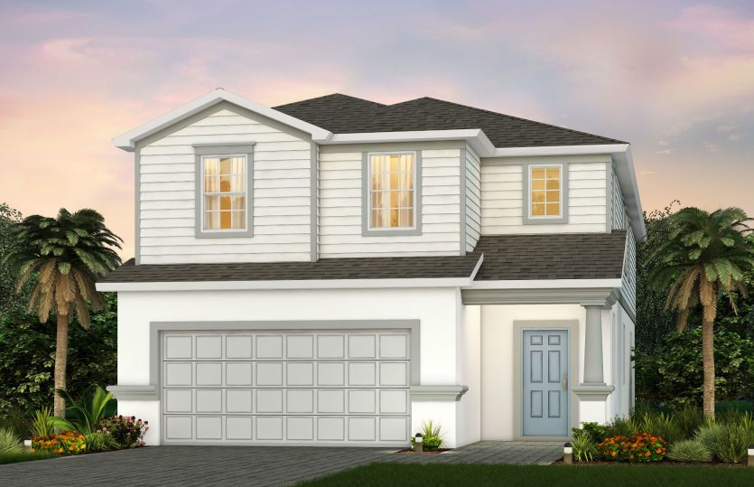 Hideaway:New Vacation Home for Sale in Kissimmee - Hideaway Exterior A