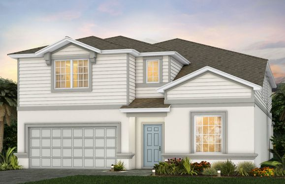 Baymont:New Home for Sale in Kissimmee - Baymont Exterior A