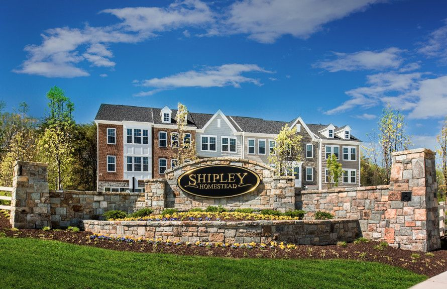 Townhomes at Shipley Homestead
