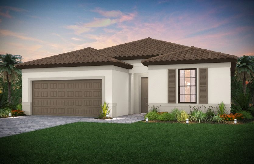 Summerwood:Exterior FM1A with shutters