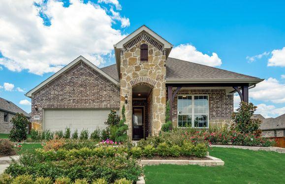 New Homes in Oak Point, TX