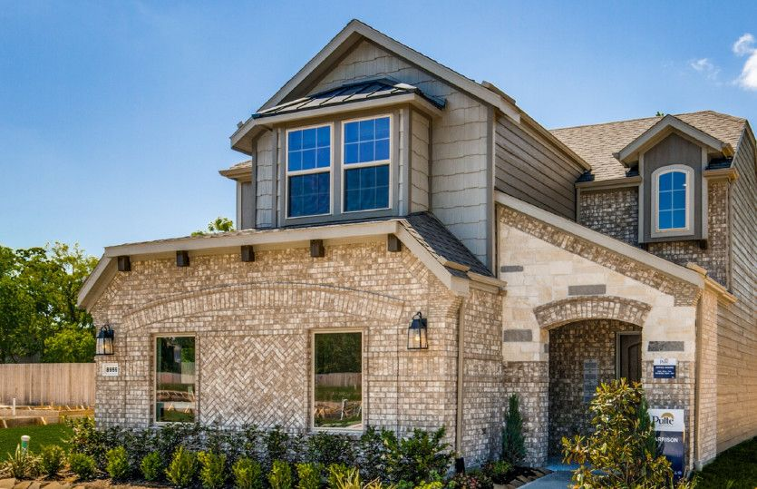 Exterior:Home Exterior J outfitted as our Sales Gallery