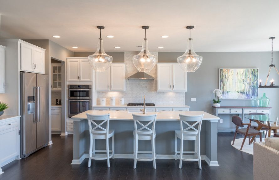 Beautiful Gourmet Kitchens