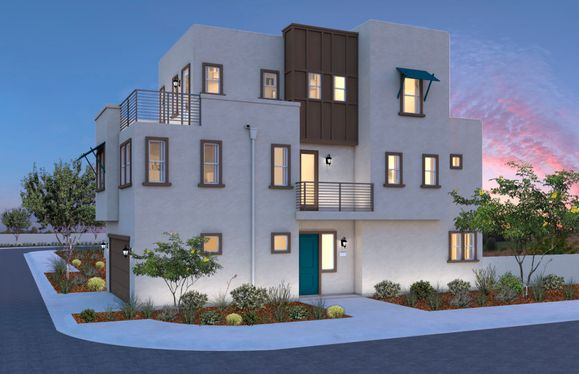 Residence 3:Elevation 3A