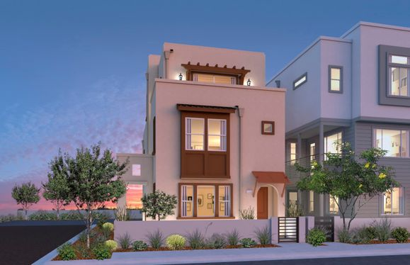 Residence 2:Elevation 2A
