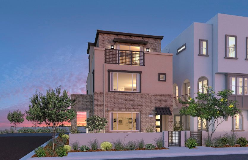 Residence 2:Elevation 2B