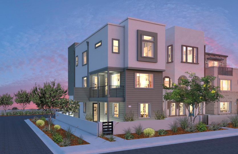 Residence 3:Elevation 3B