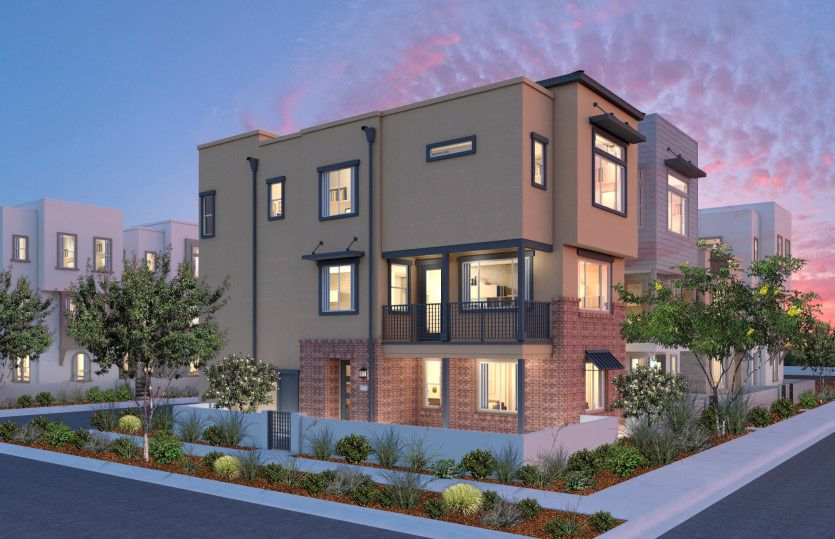 Residence 3X:Elevation 3XB