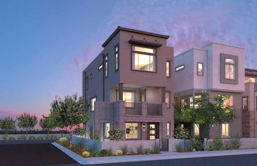 Residence 4:Elevation 4B