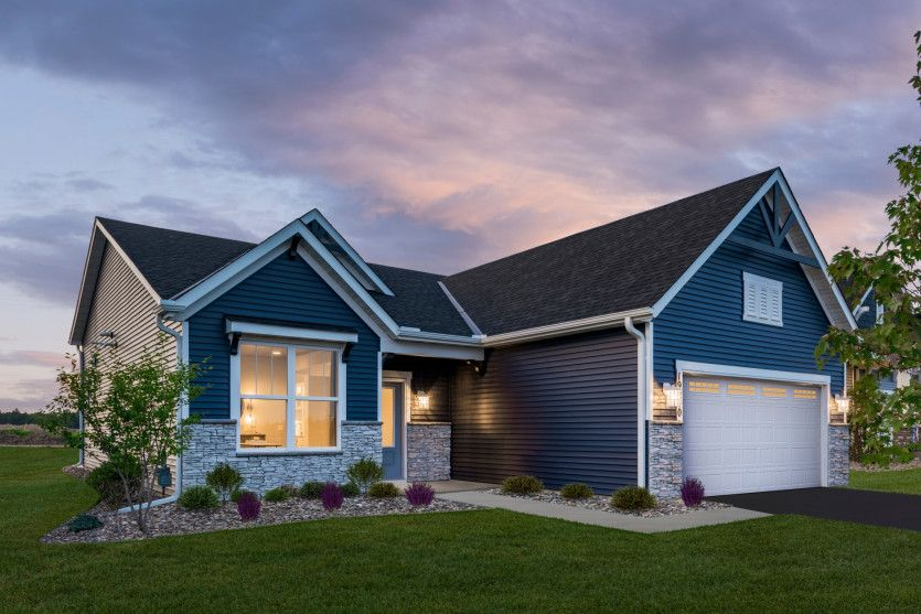 Exterior:Castlerock Model | Bellwether in Corcoran