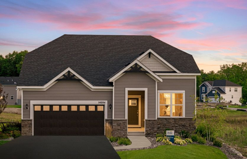 Martin Ray with Basement:Martin Ray Model | Trillium Cove in Prior Lake