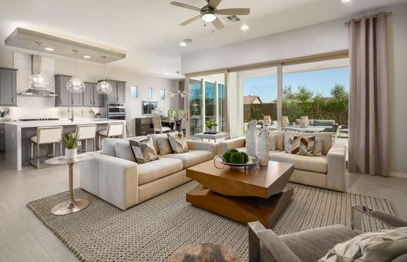 New Homes in Oro Valley