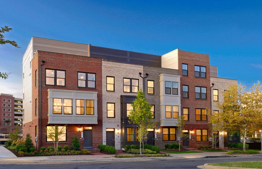New Luxury Townhomes