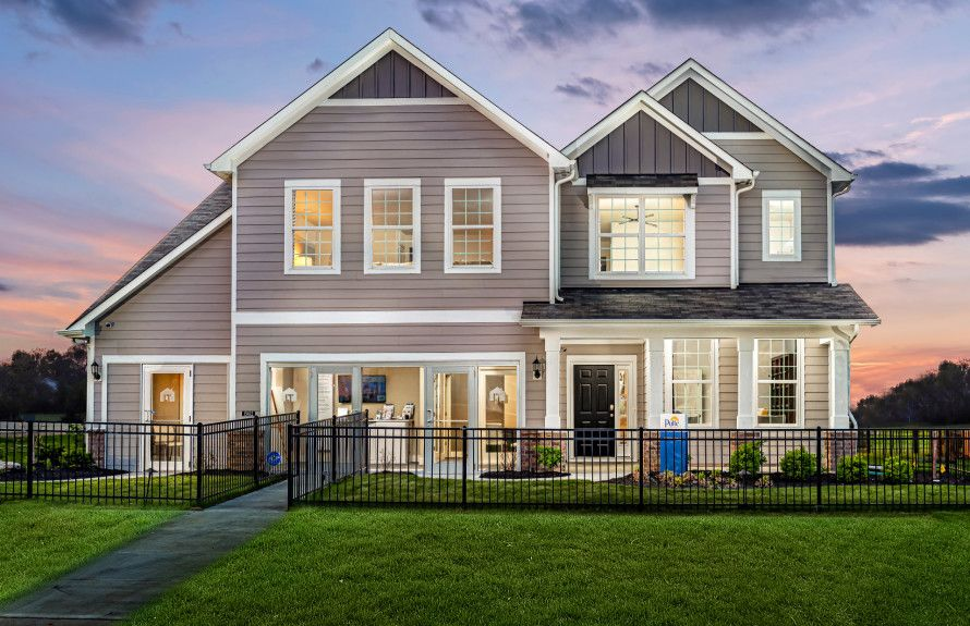 Greenfield Home Design