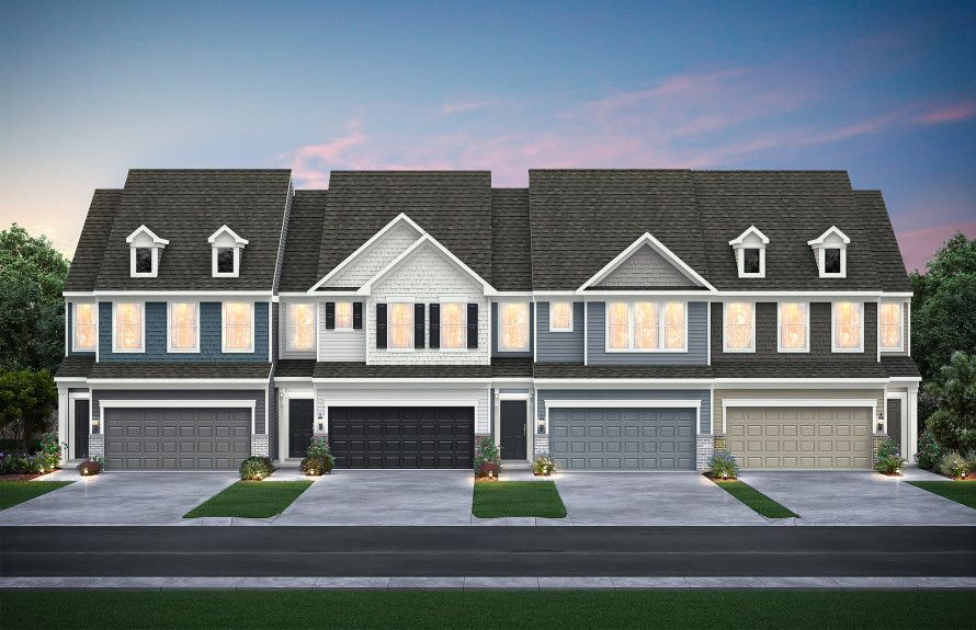 New Fishers Townhomes