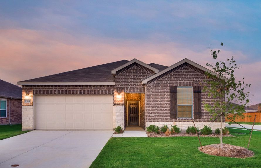 New Homes in Princeton, TX