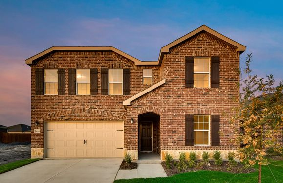 New Homes in Forney, TX