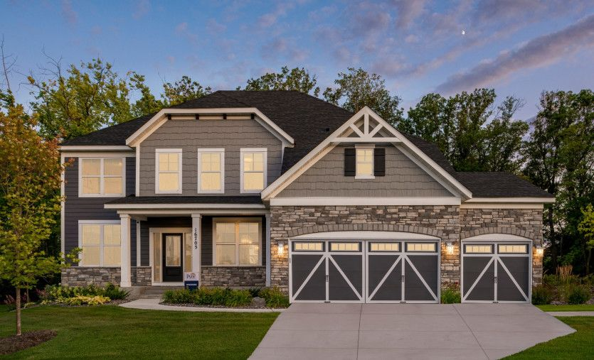 Woodside:Woodside Model | Aspen Hollow