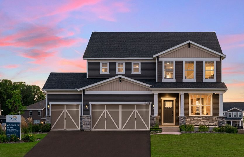 Continental:Trillium Cove Model | Prior Lake