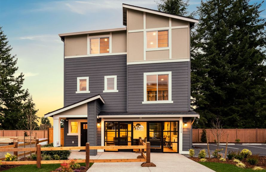 Holman Model Home