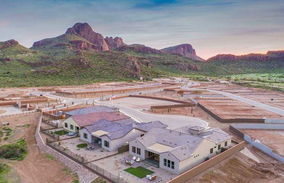 New Construction Homes in Mara
