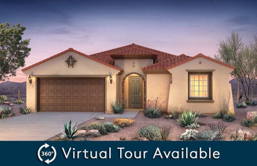 Parklane:New Home for Sale in Peoria - Parklane Exterior A